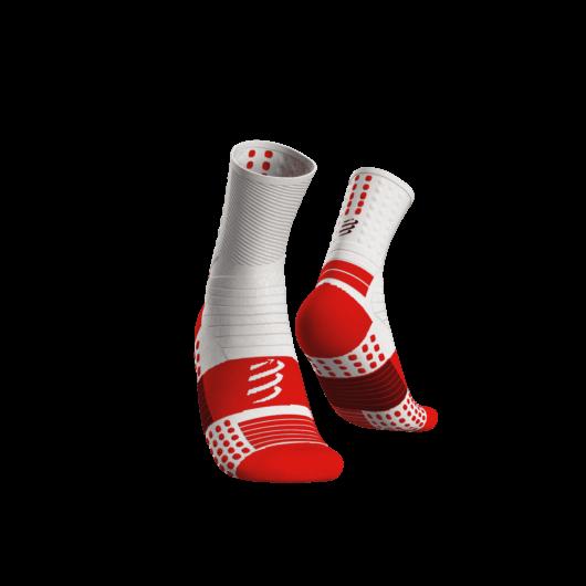 Compressport Pro Marathon Socks futózokni - T1
