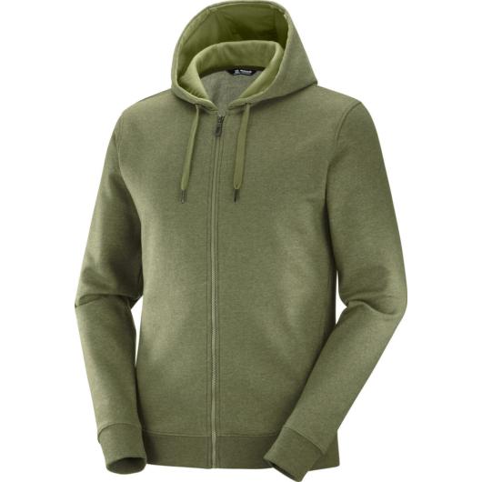 Salomon Shift FZ Hoodie M férfi pulóver