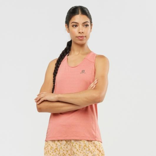 Salomon XA Tank - női futófelső