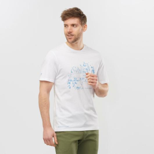 Salomon OUTLIFE graphic férfi póló
