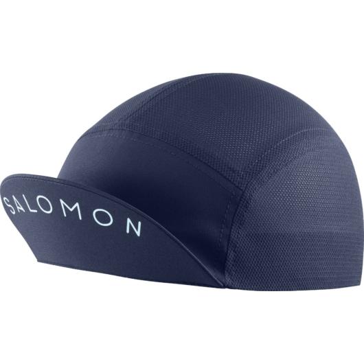 Salomon AIR LOGO CAP, fekete futósapka