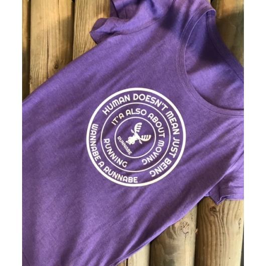 Runnabe Violet női póló