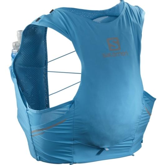 Salomon Sense 5 Pro kék futómellény