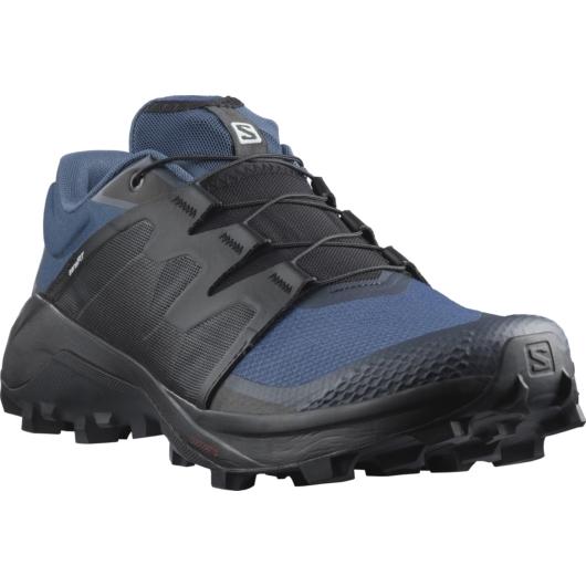 Salomon Wildcross férfi terepfutó cipő - sötétkék