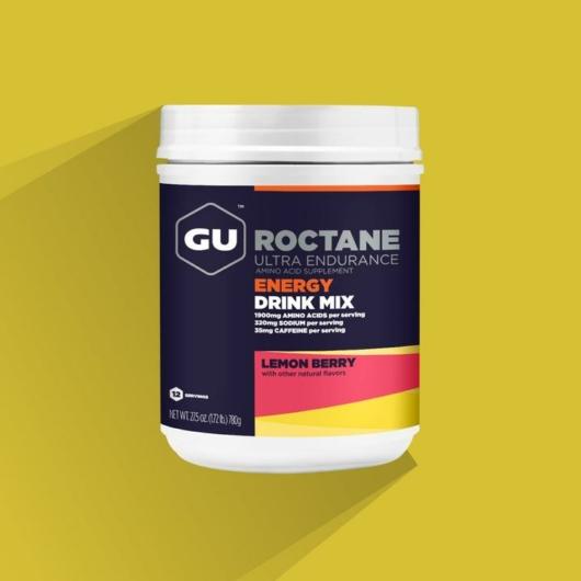 Gu Energia italpor mix, 840 g - Citrom, erdei gyümölcs