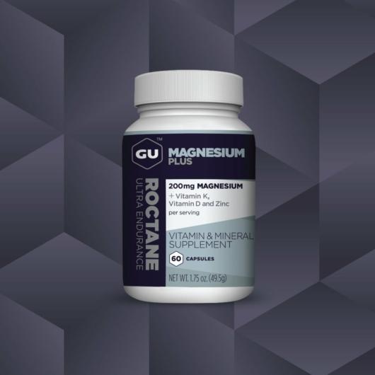 Gu Magnézium Plusz Kapszula - 60 db