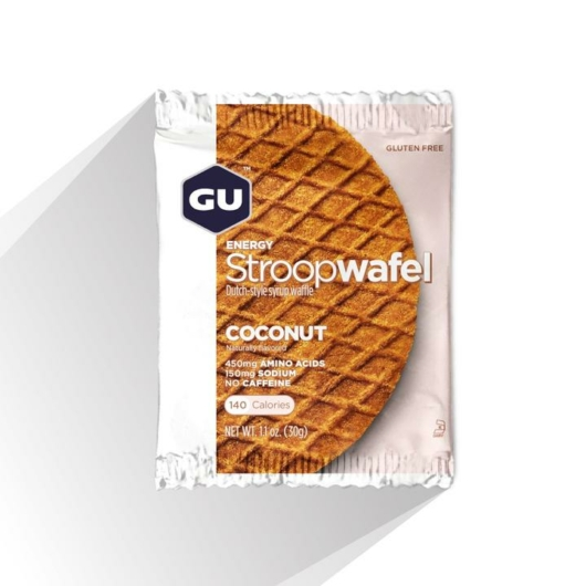 Gu Energia Stroopwafle GLUTÉNMENTES, 32 g - kókusz