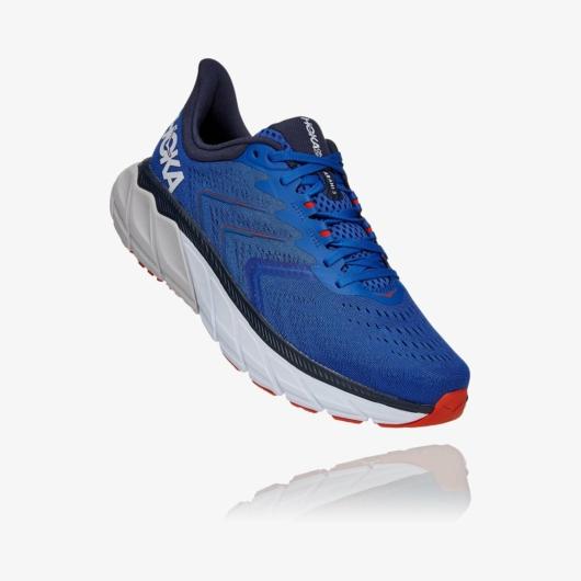 Hoka One One Arahi 5 férfi futócipő - kék