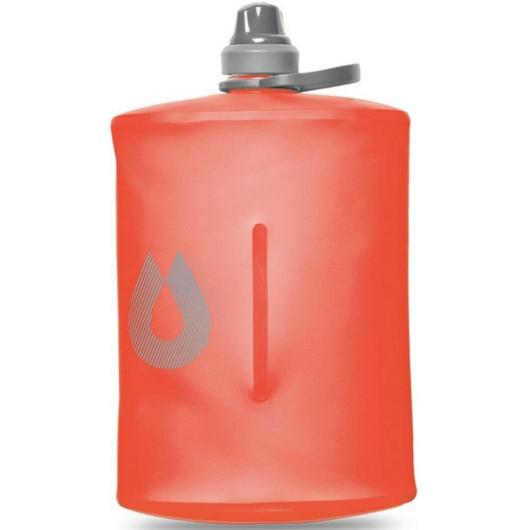 Hydrapak Stow bottle kulacs, 1000 ml - piros