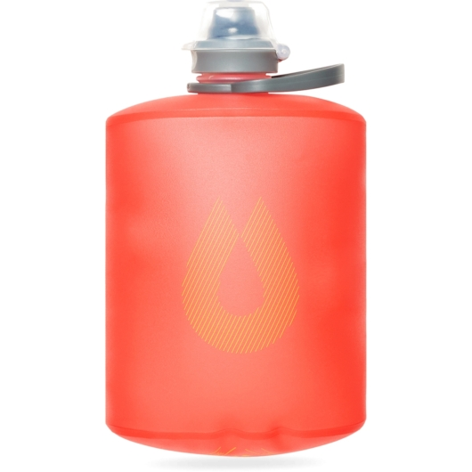 Hydrapak Stow bottle kulacs, 500 ml - piros