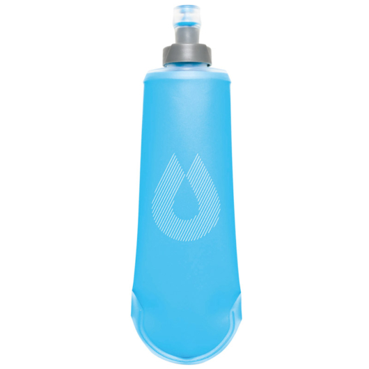 Hydrapak Softflask 250 ml, puha szilikon kulacs - kék