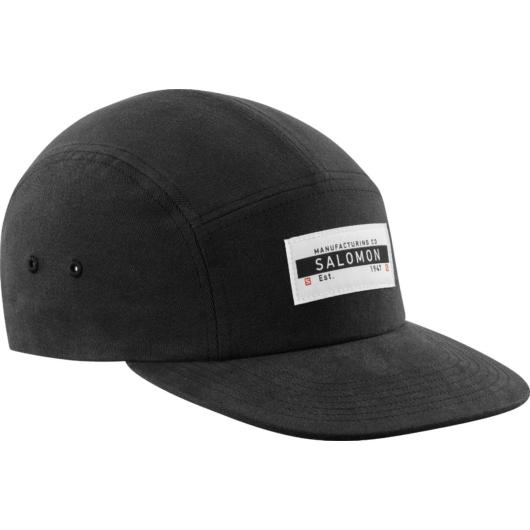 Salomon FIVE P CAP - fekete