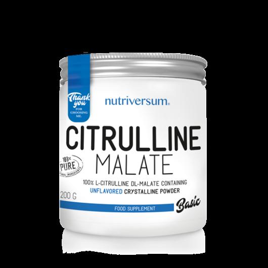 Nutriversum Citrulline Malate - 200 g