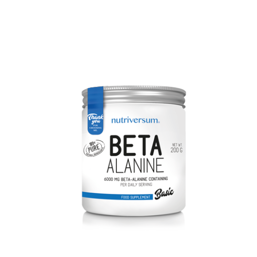 Nutriversum Beta-Alanine - 200 g
