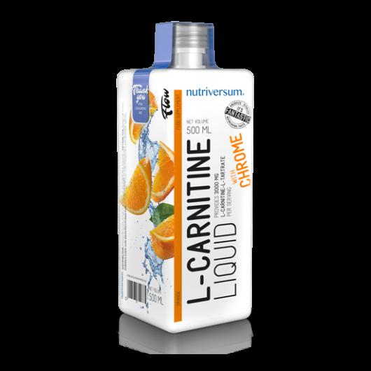 Nutriversum L-Carnitine 3000 mg - 500 ml
