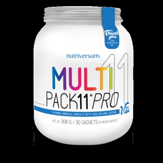 Nutriversum  Multi Pack 11 PRO - 30 pak