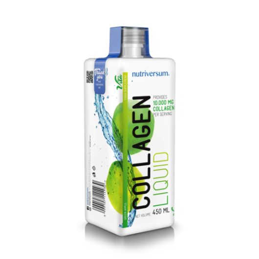 Nutriversum Collagen liquid 10.000 mg - 450 ml