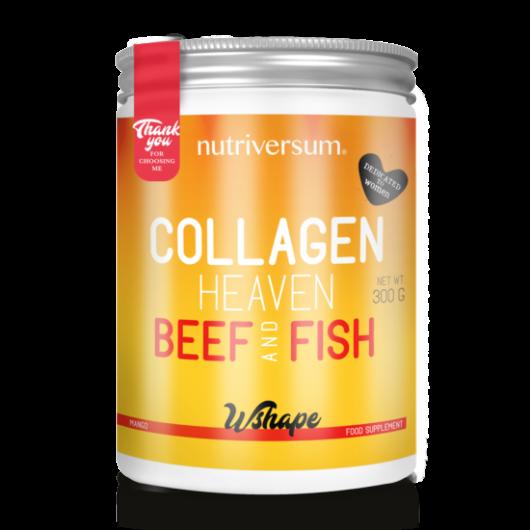 Nutriversum WSHAPE Collagen Heaven Beef&Fish - 300 g
