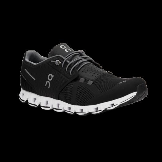 On Cloud fekete/fehér férfi utcai cipő