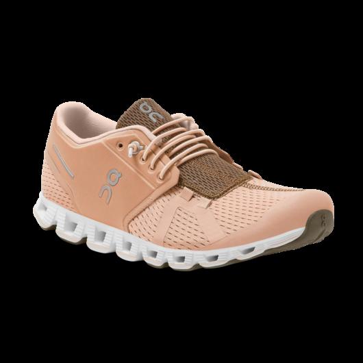 On Cloud Rosebrown/Camo női utcai cipő