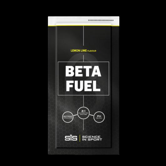 SiS Beta fuel izotóniás sportital, 84 gr - Citrom/Lime