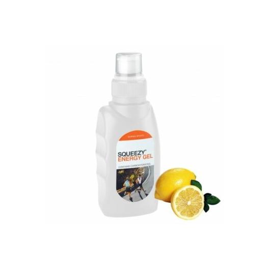 Squeezy Energy Gel 125 ml - citrom