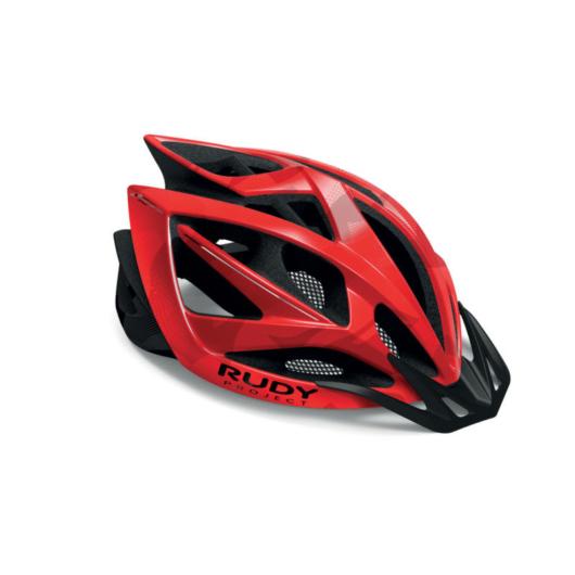 Rudy Project AIRSTORM kerékpáros sisak, piros - L (59-61)