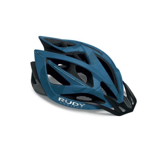 Rudy Project AIRSTORM kerékpáros sisak, kék - L (59-61)