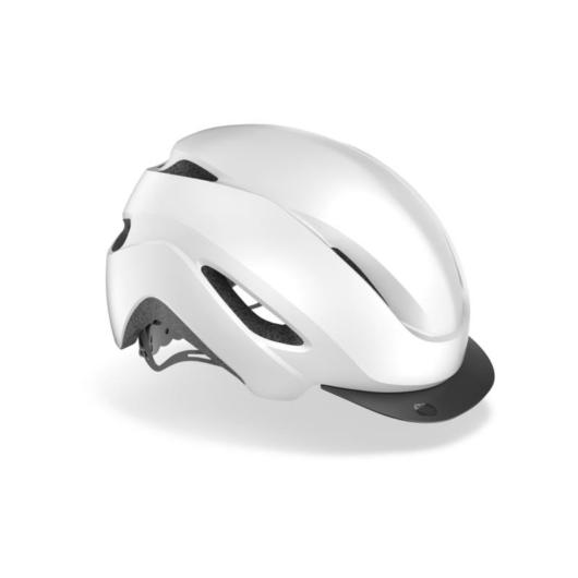 Rudy Project CENTRAL PLUS kerékpáros sisak, fehér - L (59-61)
