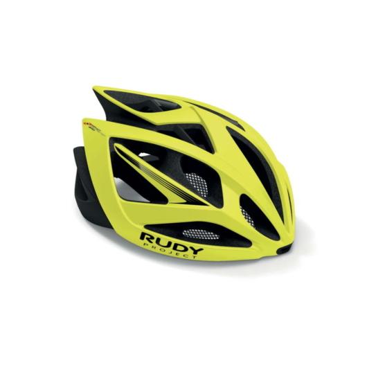 Rudy Project AIRSTORM kerékpáros sisak, citromsárga - L (59-61)