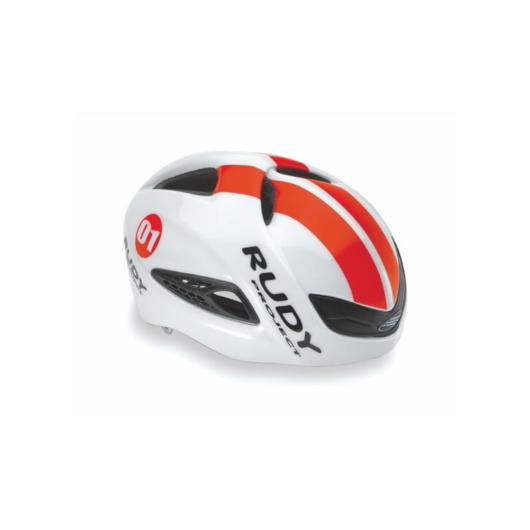 Rudy Project BOOST 01 kerékpáros sisak, piros - L (59-61)