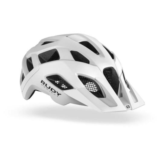 Rudy Project CROSSWAY kerékpáros sisak, fehér - S/M (55-58)