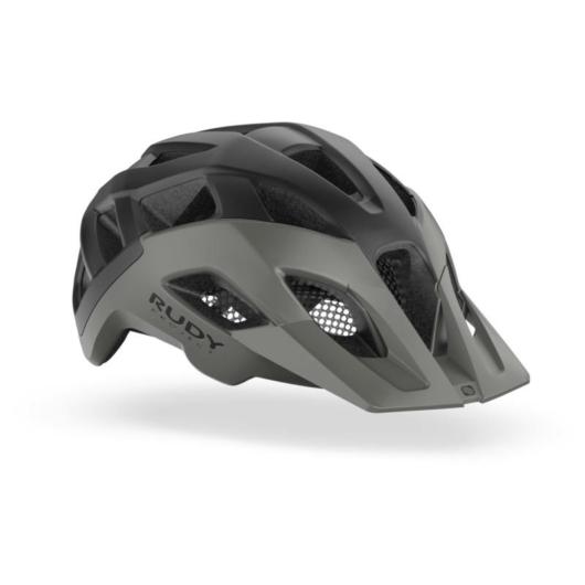 Rudy Project CROSSWAY kerékpáros sisak, fekete - L (59-61)