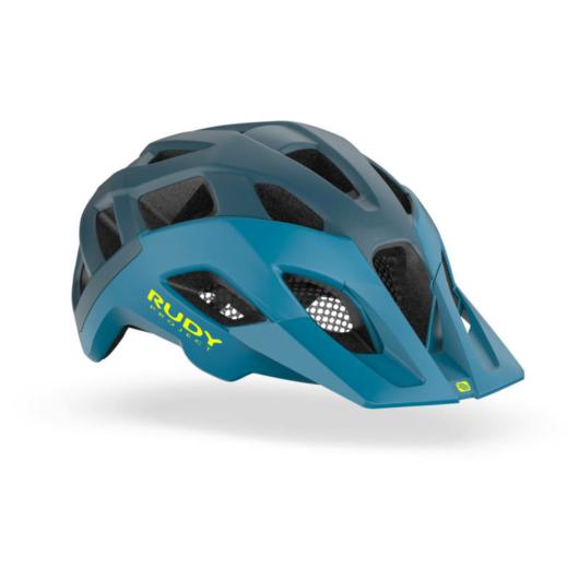 Rudy Project CROSSWAY kerékpáros sisak, kék - S/M (55-58)