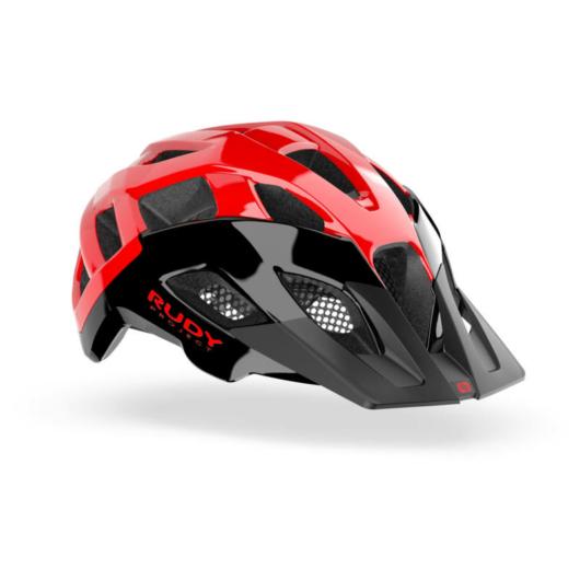 Rudy Project CROSSWAY kerékpáros sisak, piros - S/M (55-58)