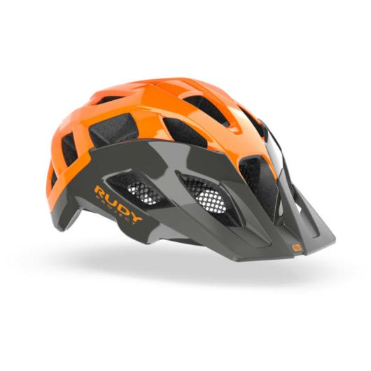 Rudy Project CROSSWAY kerékpáros sisak, narancssárga - S/M (55-58)