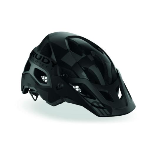 Rudy Project PROTERA PLUS kerékpáros sisak, fekete - L (59-61)