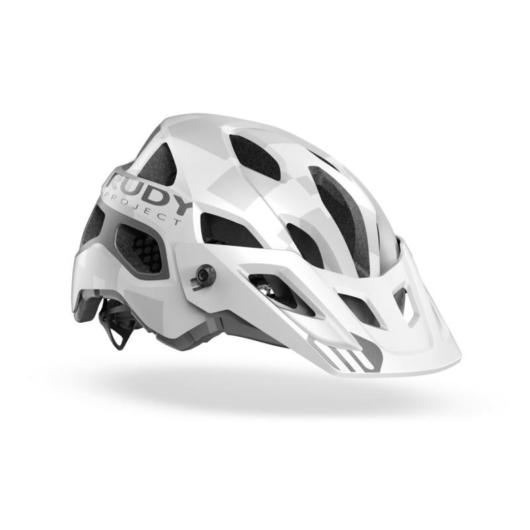 Rudy Project PROTERA PLUS kerékpáros sisak, fehér - S/M (55-58)