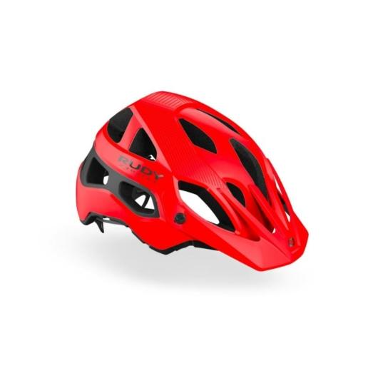 Rudy Project PROTERA kerékpáros sisak, piros - S/M (54-58)