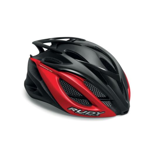 Rudy Project RACEMASTER kerékpáros sisak, piros - XS (51-55)