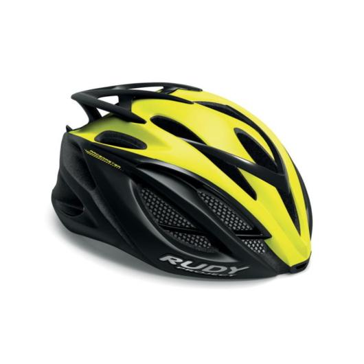 Rudy Project RACEMASTER kerékpáros sisak, citromsárga - S/M (54-58)