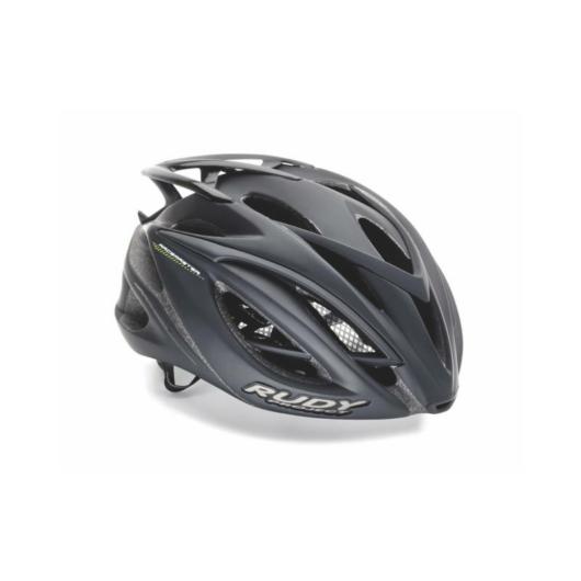 Rudy Project RACEMASTER MIPS kerékpáros sisak, fekete - L (59-61)