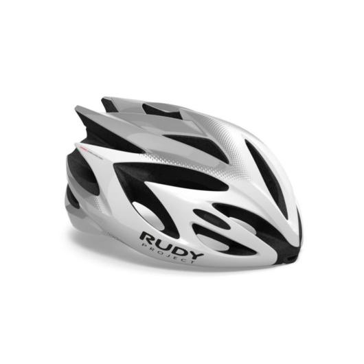 Rudy Project RUSH kerékpáros sisak, ezüst - L (59-62)