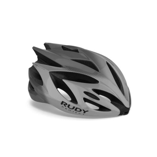 Rudy Project RUSH kerékpáros sisak, szürke - L (59-62)