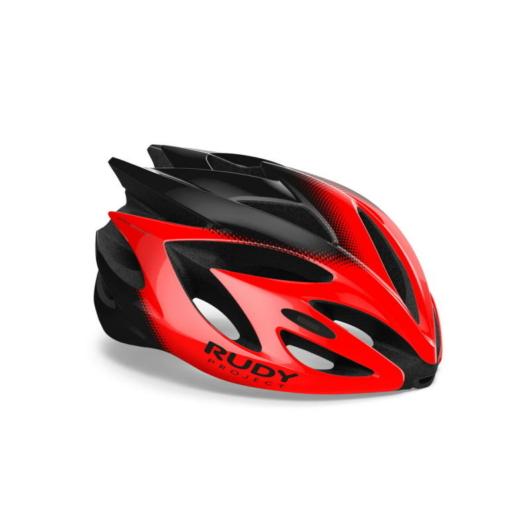 Rudy Project RUSH kerékpáros sisak, piros - M (54-58)
