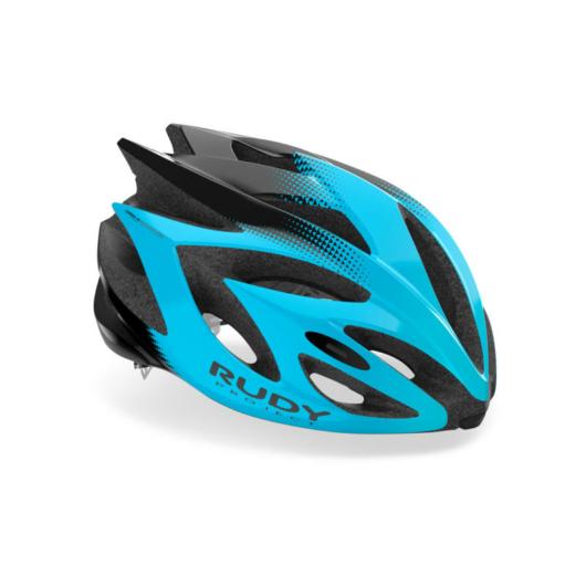 Rudy Project RUSH kerékpáros sisak, kék - L (59-62)