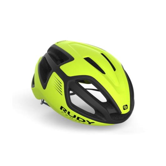 Rudy Project SPECTRUM kerékpáros sisak, citromsárga - S (51-58)