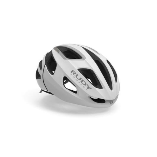 Rudy Project STRYM kerékpáros sisak, fehér - S/M (51-55)