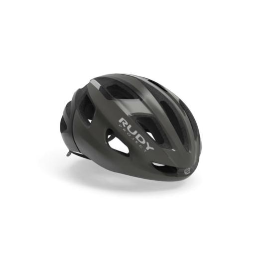 Rudy Project STRYM kerékpáros sisak, szürke - L (59-61)