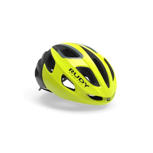 Rudy Project STRYM kerékpáros sisak, citromsárga - S/M (55-59)